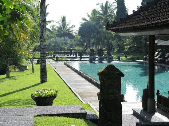 The Chedi Club Tanah Gajah, Ubud, Bali – a GHM hotel: Main pool area