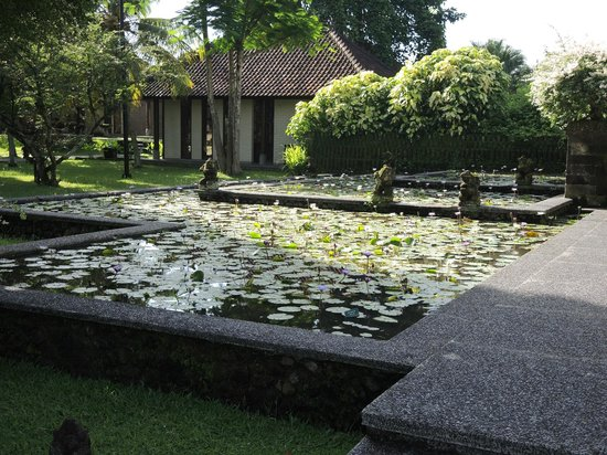 The Chedi Club Tanah Gajah, Ubud, Bali – a GHM hotel: Beautiful grounds of The Chedi
