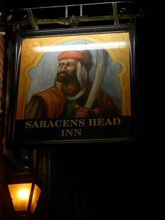 The Saracen's Head Inn