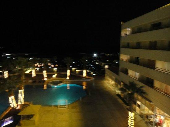 Hilton Hurghada Plaza: Pool view