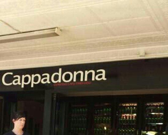Cappadonna: Cappadona Cafe 
