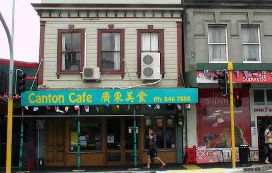 Canton Cafe