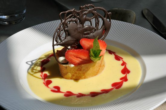 Le Manoir de Bodeuc : Dessert