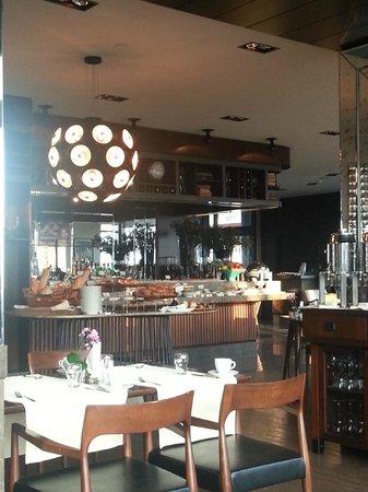 Gezi Hotel Bosphorus: Restoran çok şık
