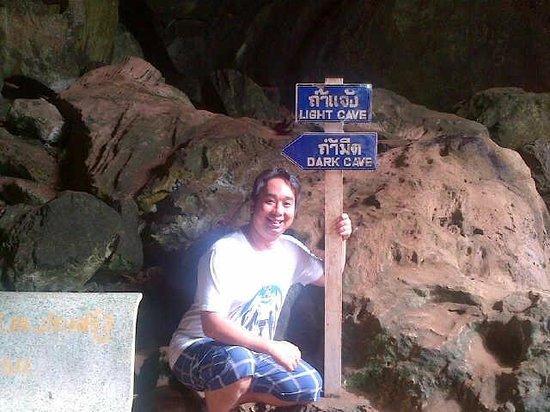 วัดสุวรรณคูหา (วัดถ้ำ): gua alami