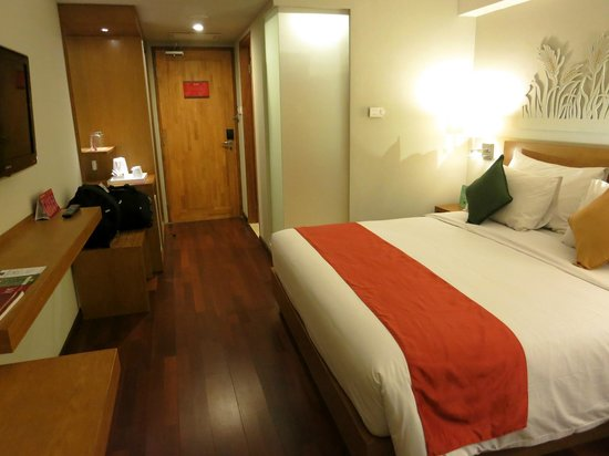 Mercure Bali Harvestland Kuta: Superior Room, Kind-size bed