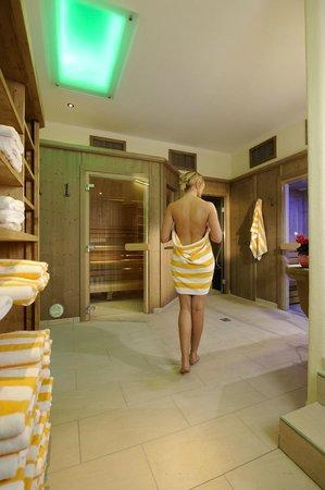 Hotel Gasthof Tiroler Buam: Finnische Sauna, Dampfbad, Infrarotkabine