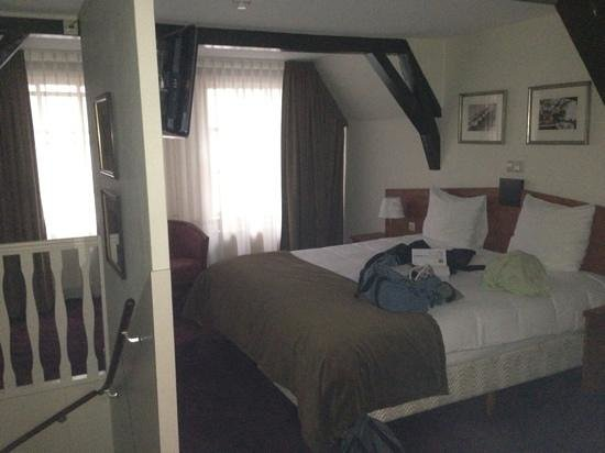 Best Western Dam Square Inn: bootz suite