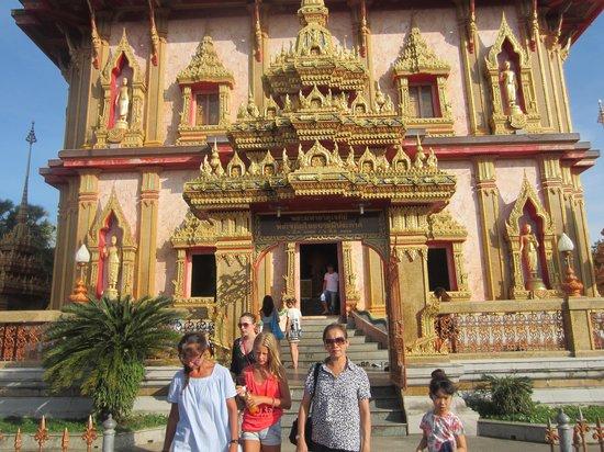 Wat Chalong: oke banget