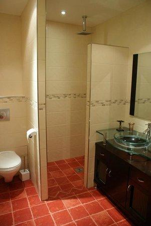 L'Incontournable - Villa de Luxe a Sarlat : salle d'eau de l'appartement