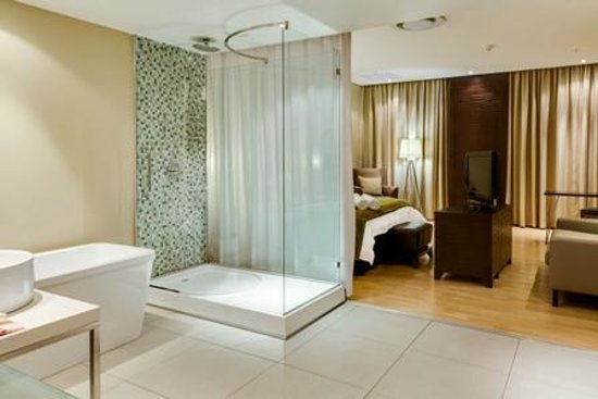 Protea Hotel Transit O.R. Tambo Airport: Room with Privacy Curtain