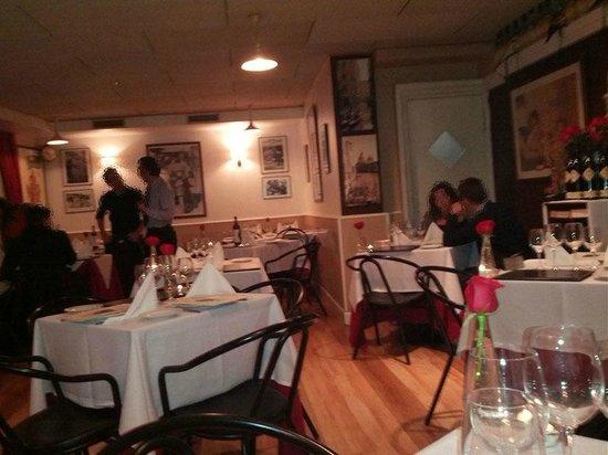 Getxo, Spania: el servicio es de lo mejor del restaurante