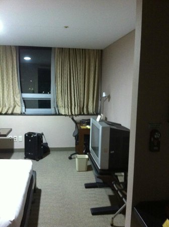 Gumi Century Hotel: お部屋