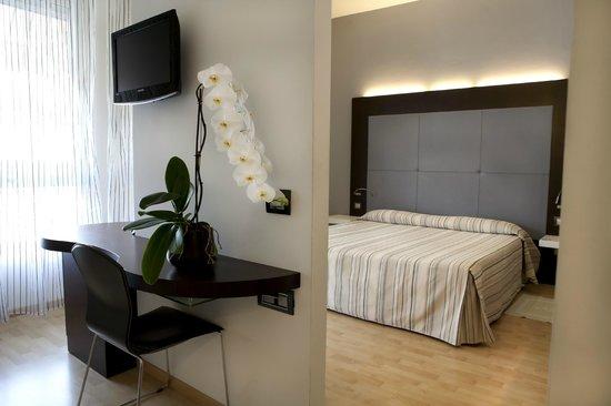 City Hotel: junior suite