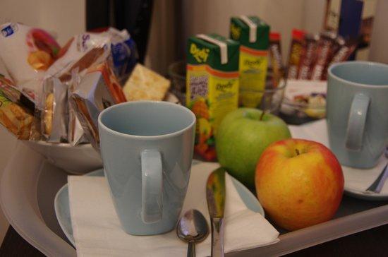 Terme di Traiano Bed and Breakfast: Petit déjeuner