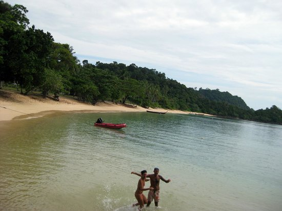 CoCo Cottage Koh Ngai: paradise beach