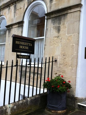 Henrietta House: Lovely Henrietta