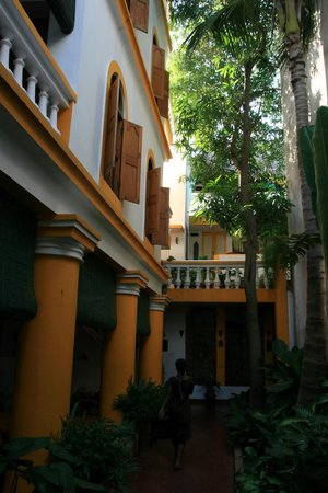 Coloniale Heritage Guesthouse: Hotel exterior