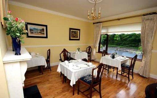 Arthur's Lodge Wood: Dining Room