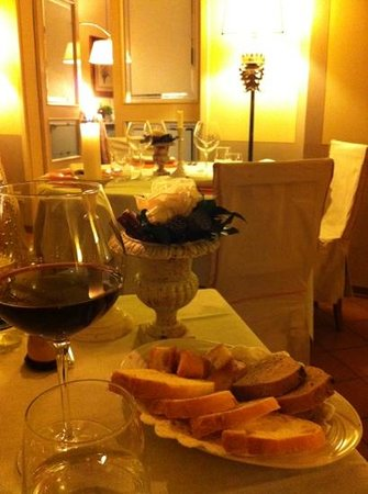 Albergo La Fontanella: sala ristorante