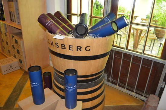 Backsberg: wine - available to buy