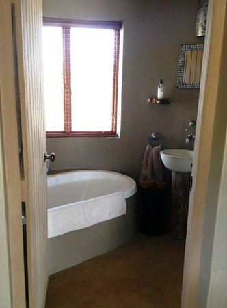 Amathunzi Private Nature Reserve: Bathroom