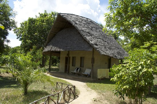 Shamba Kilole Eco Lodge: Our bungalow