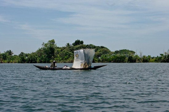 Manakara, Madagascar: Pangalanes Canal