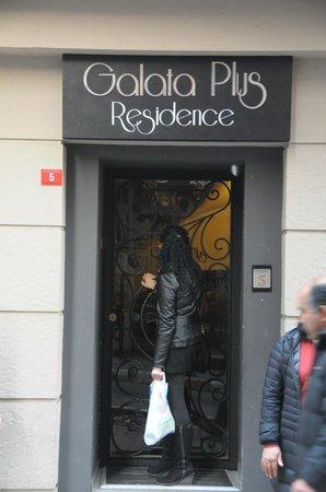 Taksim Premium Residence : GATE