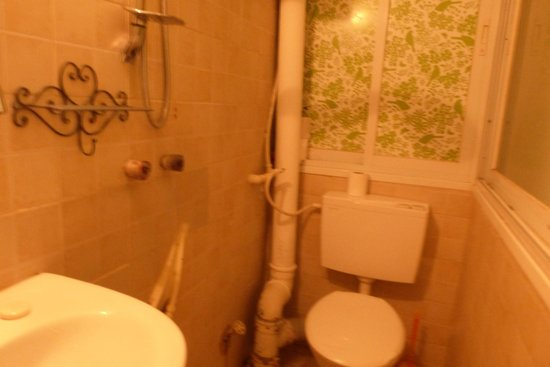 Peer Guest House: Bathroom room2
