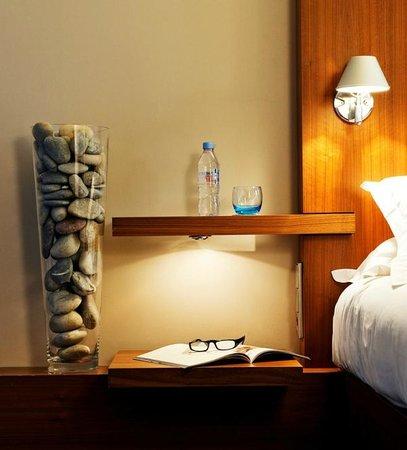 Hotel Beau Rivage: Chambre
