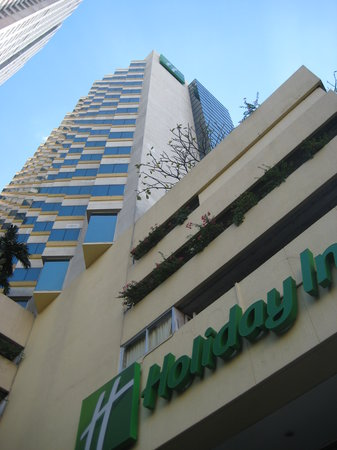 Holiday Inn Bangkok Silom: holiday inn silom