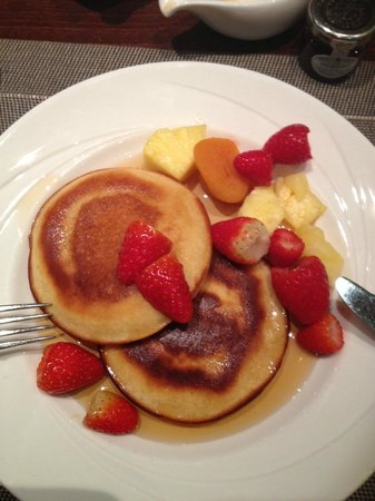 London Hilton on Park Lane: Breakfast