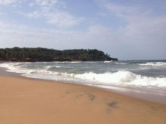 Vivanta by Taj - Holiday Village, Goa: Private beach