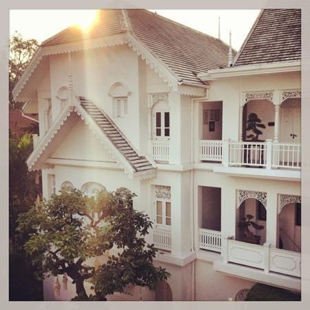 ปิงนครา บูติค โฮเทล แอนด์ สปา: From the balcony.