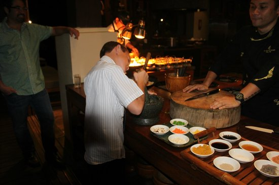 Four Seasons Resort Chiang Mai: Cooking School