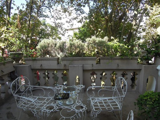 Rendez Vous Hotel Buenos Aires: Terraza habitación