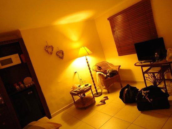 Arubiana Inn: quarto
