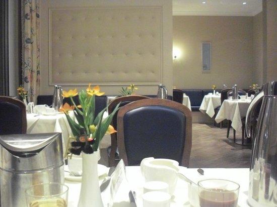 Upstalsboom Hotel Friedrichshain: Comedor