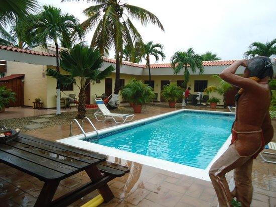 Arubiana Inn: piscina