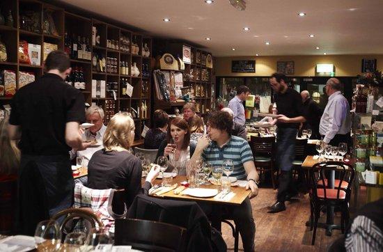 Salumeria Cafe & Deli Shop : Evenings in the Salumeria Restaurant