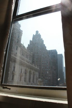 Hotel Carter: Vista desde la habitación