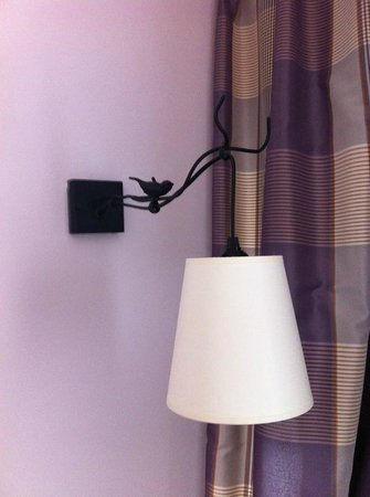 Hotel Cour du Corbeau Strasbourg - MGallery Collection: Lamp detail 