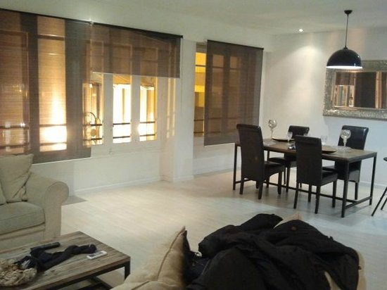 Marshall Apartments: Soggiorno