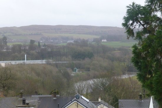 Stonecross Manor Hotel: View from Room 208
