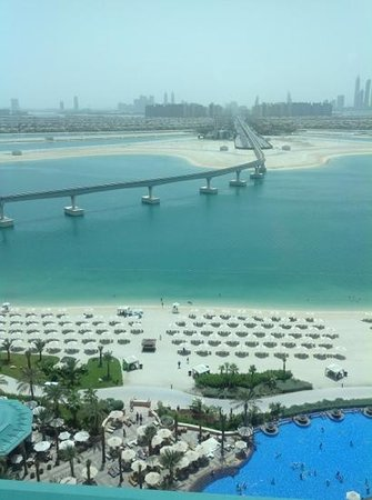 Atlantis, The Palm: view from our room<3