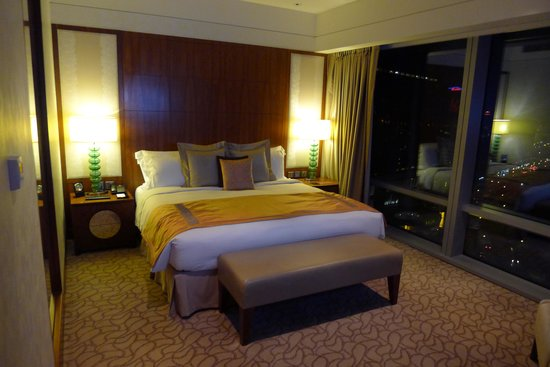 Mandarin Oriental Macau: Comfy bed