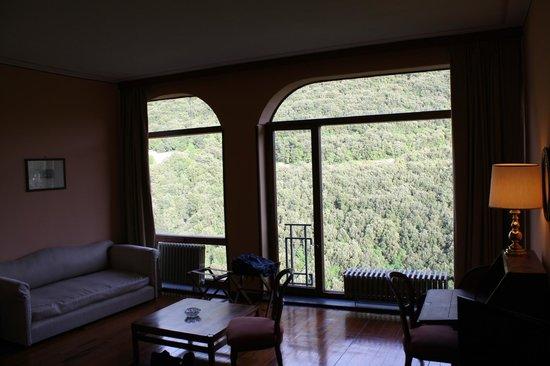 Hotel Gattapone: Apartamento superior com vista para a Ponte della Torri