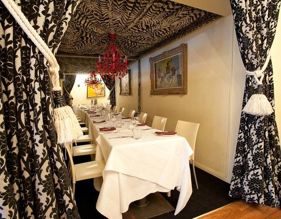 Private Dining Room for up to 12 People - Picture of Hewat\'s ...