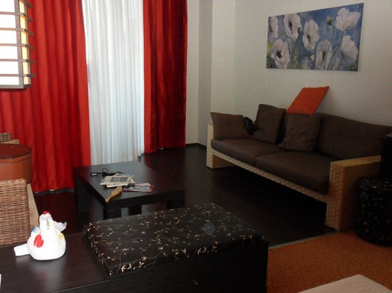 Limak Lara De Luxe Hotel&Resort: Zimmer 1214